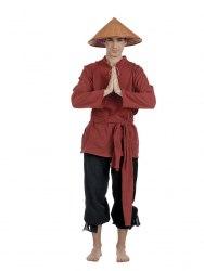 Limit Karneval Herren Kostüm Chinese Jumin