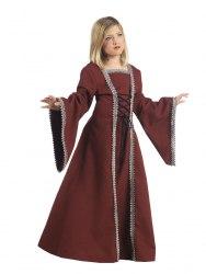 LIMIT SPORT Mädchen Kostüm Mittelalter Guillan