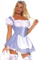 Leg Avenue Karneval Damen Kostüm DIRNDL MARY