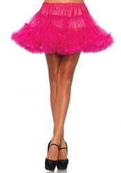 Leg Avenue Damen Petticoat Tüllrüschen Farbwahl