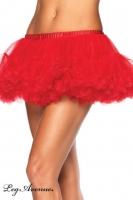 Leg Avenue Damen Puffy Chiffon Petticoat  Farbwahl