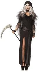 Leg Avenue Halloween Damen Kostüm Tod Sexy Seelendieb