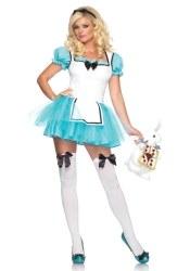 Leg Avenue Karneval Damen Kostüm Alice