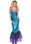 Leg Avenue Karneval Damen Kostüm Meerjungfrau Seashell