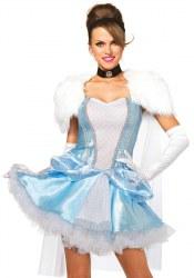Leg Avenue Karneval Damen Kostüm Slipper-less Cinderella