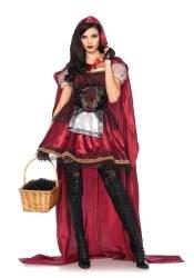 Leg Avenue Karneval Damen Kostüm Bezauberndes Rotkäppchen