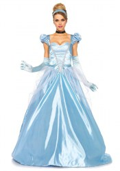 Leg Avenue Karneval Damenkostüm Classic Cinderella
