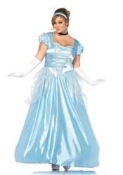 Leg Avenue Karneval Damenkostüm Classic Cinderella XXL