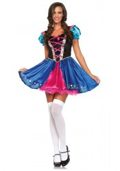 Leg Avenue Karneval Damenkostüm Dirndl Alpine Princess
