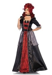 Leg Avenue Karneval Halloween Damen-Kostüm Blood Countess