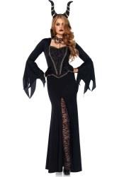 Leg Avenue Karneval Halloween Damen-Kostüm Böse Zauberin