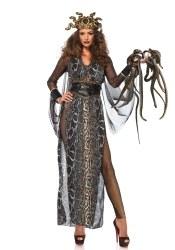 Leg Avenue Karneval Halloween Damen-Kostüm Medusa