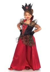 Leg Avenue Karneval Mädchen Kostüm Rote Königin Deluxe
