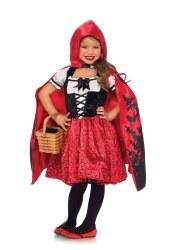 Leg Avenue Karneval Mädchen Kostüm Rotkäppchen