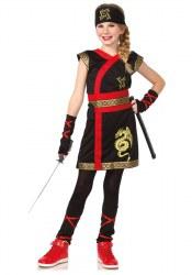 Leg Avenue Karneval Mädchen Kosüm Ninja Kriegerin