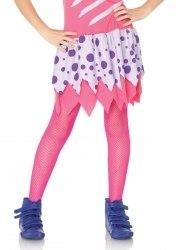 Leg Avenue Kinder Strumpfhose Netz pink
