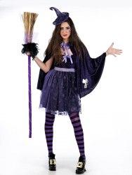 Limit Halloween Damen Kostüm Sternenhexe