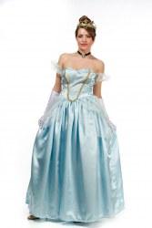 Limit Karneval Damen Kostüm Mitternachts-Prinzessin