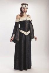 Limit Karneval Damenkostüm Mittelalterliche Königin