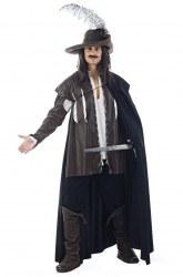 Limit Karneval Herren Kostüm Don Diego