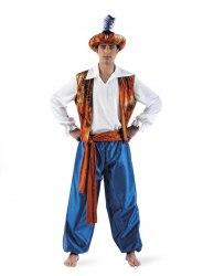 Limit Karneval Herren Kostüm Orientale Aladin Tuareg