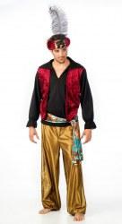 Limit Karneval Herren Kostüm Maure Orient