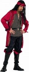 Limit Karneval Herren Kostüm Pirat