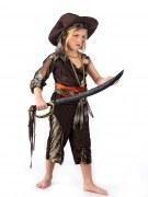 Limit Karneval Kinder Mädchen Kostüm Abenteuerpiratin