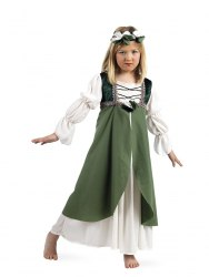 Limit Karneval Mädchen Kostüm Mittelalter Hortensia