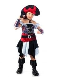 Limit Karneval Kinder Mädchen Kostüm Piratin Corsaria