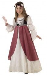 Limit Mädchen Kostüm Mittelalter Clarissa