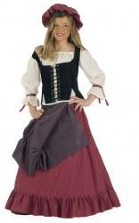 Limit Mädchen Kostüm Mittelalter Wirtin