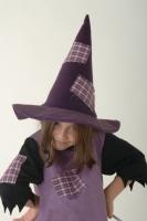 Lovely Lea Karneval Halloween Hut HEXE