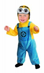 ME2 Baby Kostüm Minion™Dave