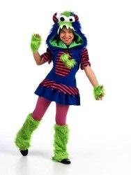 Limit Karneval Mädchen Kostüm Monster Alice