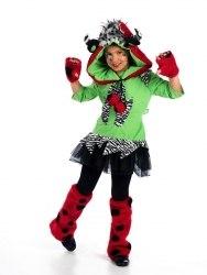 Limit Karneval Mädchen Kostüm Monster Pandora