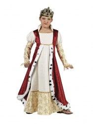 LIMIT SPORT Mädchen Kostüm Mittelalter Königin