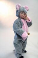 MÜLLER Karneval Kinder Kostüm MAUS