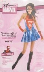 Marvel Karneval Damen Kostüm Spider-Girl Deluxe