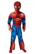 Marvel Karneval Jungen Kostüm Ultimate Spider-Man Premium