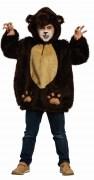 Mottoland Karneval Kinder Kostüm Bär