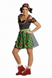 Oktoberfest Damen Dirndl Funny
