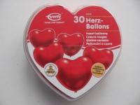 Party Dekoration Herz Luftballons