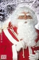 Perücke Weihnachtsmann NIKOLAUS Deluxe