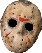 Rubies Karneval Halloween JASON™ Maske