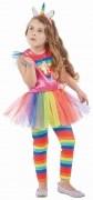 Rubies Karneval Kinder Mädchen Kostüm Einhorn