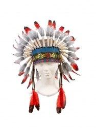Souza Karneval Indianer Kopfschmuck Kinder Ituha