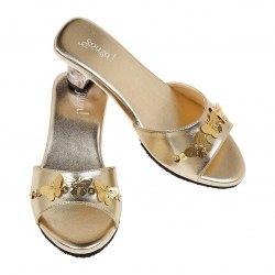 Souza Kinder Schuhe Slipper Marion gold