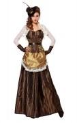 Widmann Karneval Damen Kostüm Steampunk Lady