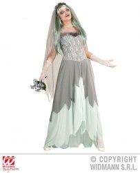 Widmann Karneval Halloween Damen Kostüm Zombie-Braut